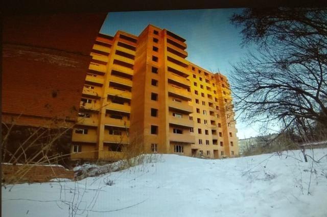 Дом ЖСК «Дуслык-строй» - один из самых проблемных долгостроев Уфы.