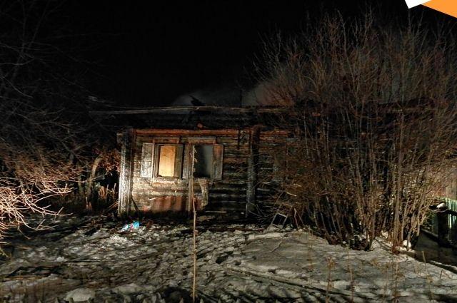 В тюменском селе пожарный извещатель спас инвалида от смерти