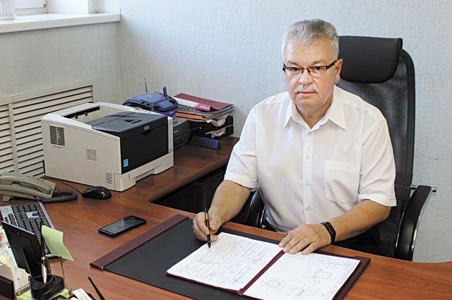 Компания Владимира Невакшенова производит комплектующие для сельскохозяйственной техники.