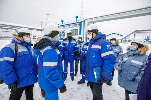 «Транснефть-Сибирь» подтвердила соответствие международным стандартам