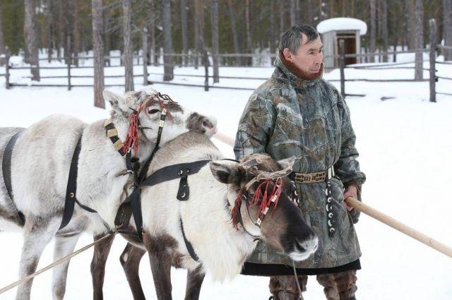 В регионе исторически сложилась традиция жить гармонично с природой