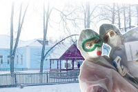 С весны этого года Брасовский дом-интернат для пожилых и инвалидов перешёл на специальный режим - сотрудники добровольно посменно изолировались в социальном учреждении, чтобы сократить физические контакты с внешним миром и риск занести туда коронавирусную инфекцию.