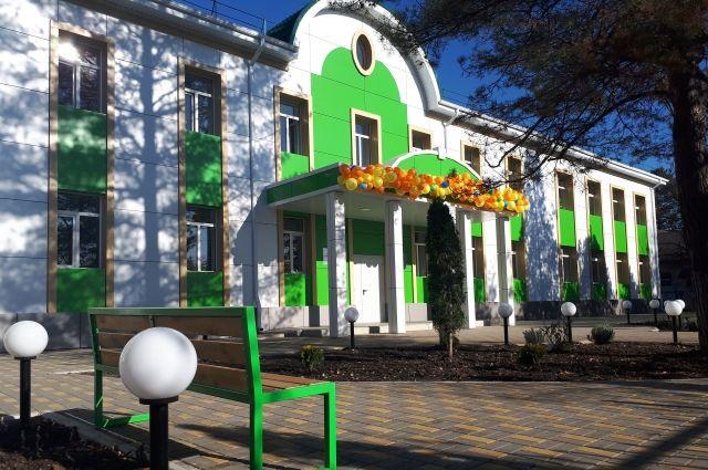 В Майкопе открылась Детская художественная школа после ...