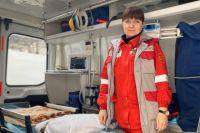 Вера Тищенко работает в скорой помощи уже более 18 лет.