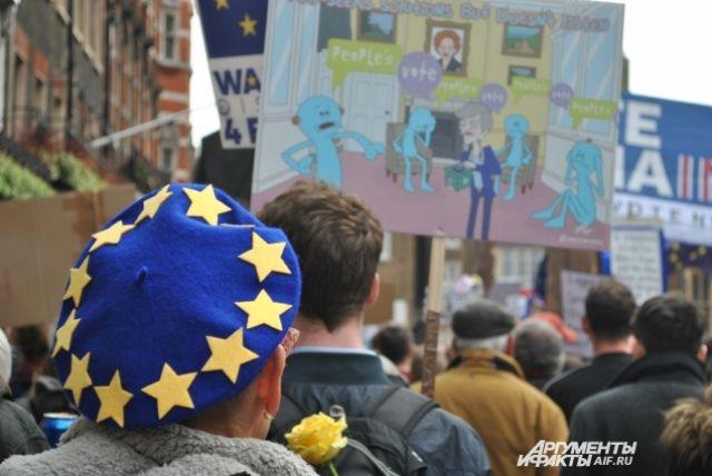 Британия и ЕС примут решение о судьбе переговоров по Brexit к 13 декабря