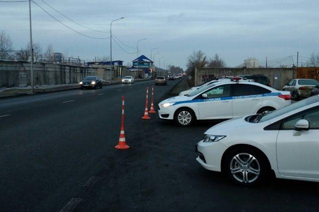 ГИБДД усиливает меры борьбы с автонарушителями.