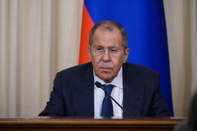 Лавров заявил, что странам Запада следует включаться в диалог с Россией