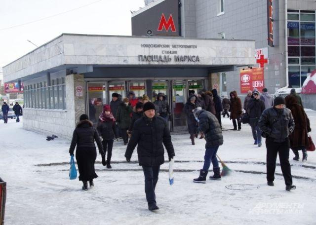 Из-за коронавируса все массовые мероприятия в городе отменены, поэтому в новогоднюю ночь не ожидается большого потока пассажиров.