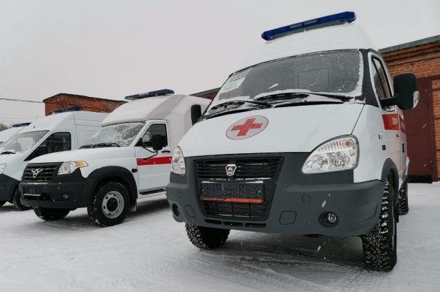 Машины приобретены на средства резервного фонда Правительства Российской Федерации.