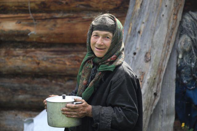 Агафья Лыкова.