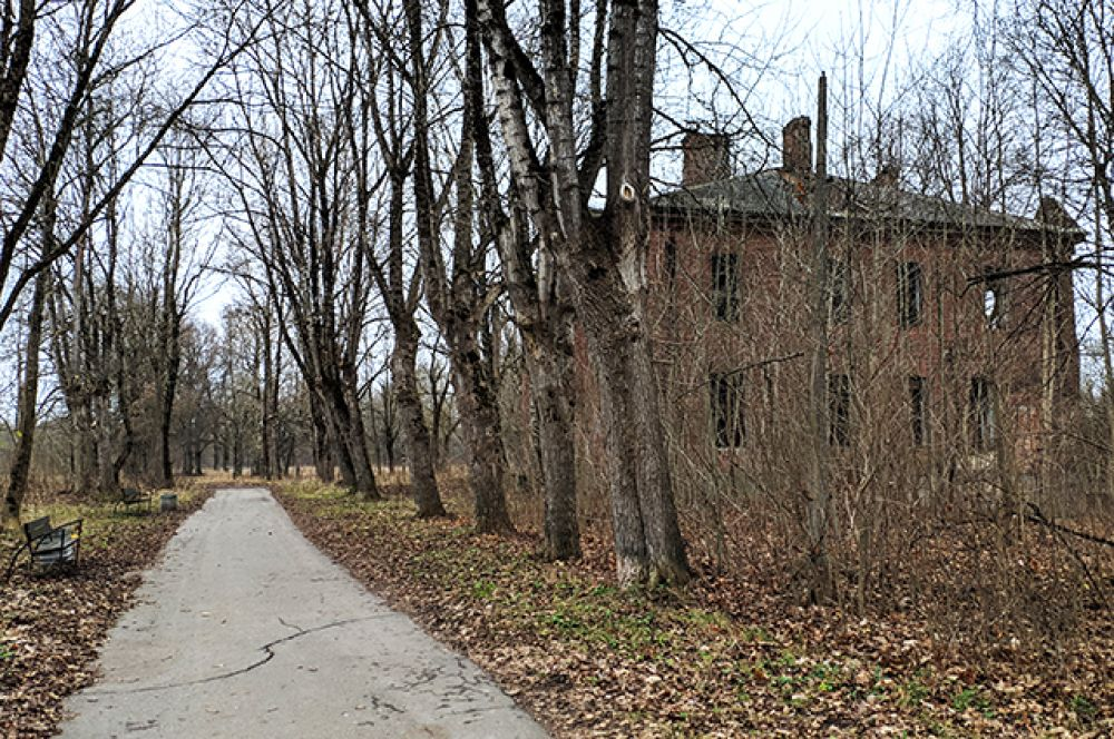 «Парусинка» - архитектурно-историческая среда квартала промышленного района г.Ивангорода.