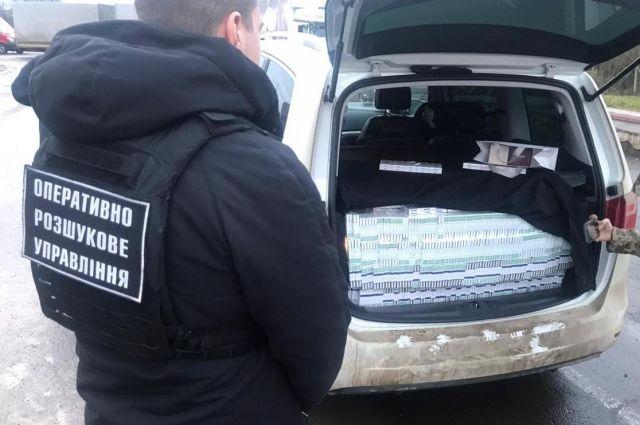 Венгерский дипломат был задержан за контрабанду сигарет, - Госпогранслужба.