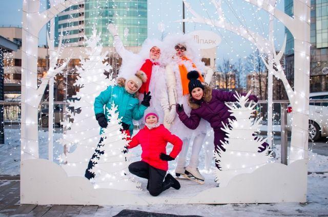 13 декабря в Екатеринбурге состоится праздничное открытие одного из самых больших в городе ледовых катков –  «Исеть Парк» возле «Башни Исеть» на улице Бориса Ельцина.