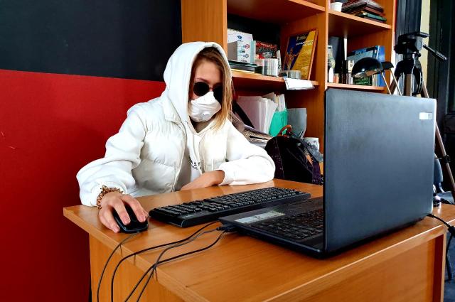 Сидячая работа не способствует улучшению здоровья.