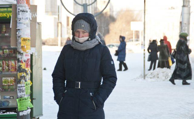 В Якутии начались пятидесятиградусные морозы