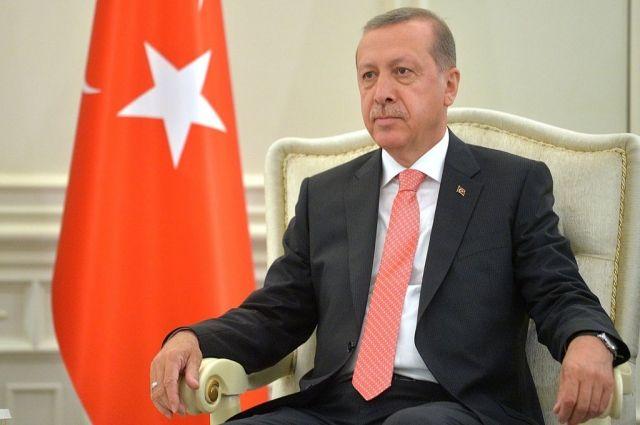 Эрдоган: санкции США из-за С-400  это неуважение к партнеру по НАТО