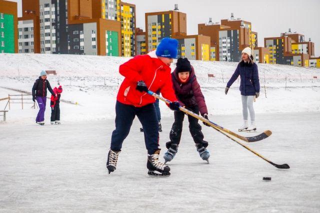 Чтобы получить позитивные эмоции, просто вспомните про традиционные зимние забавы!