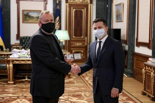 Зеленский назначил нового главу Днепропетровской ОГА.