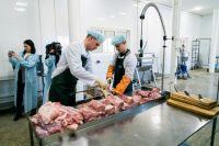 В округе развивается производство мясной продукции