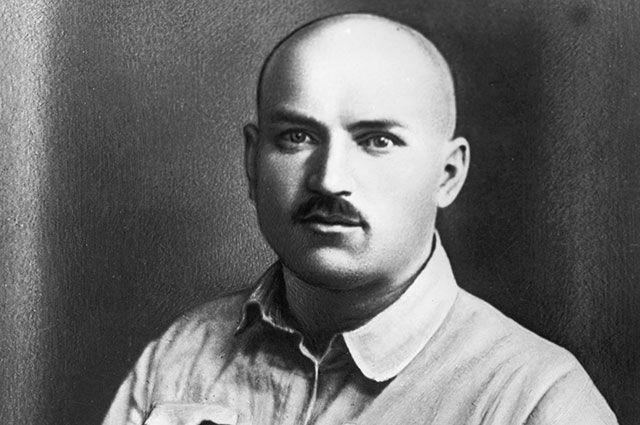 Фёдор Андреевич Сергеев (товарищ Артём).