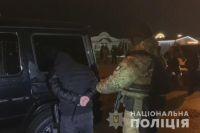 В Одессе задержали вооруженного криминального авторитета.