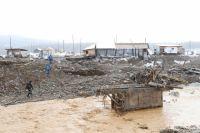 Поселок старателей смыло селевым потоком, погибли 17 человек.