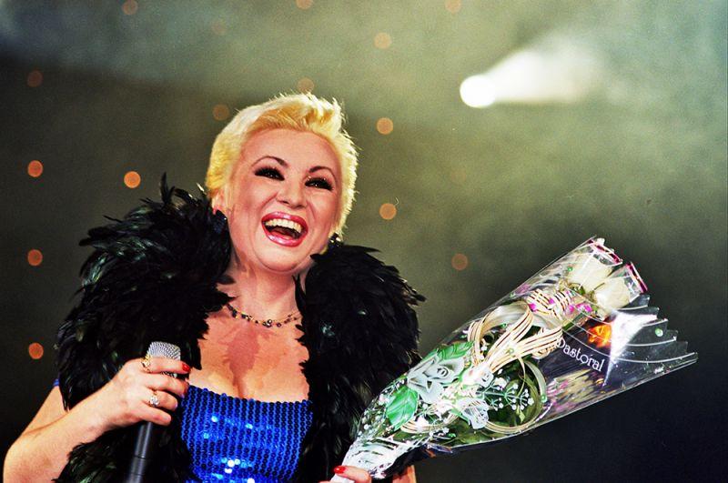 Эстрадная певица Валентина Легкоступова умерла 14 августа в Москве в возрасте 54 лет.