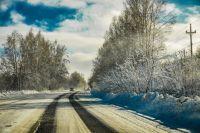 На смену ясной погоде придут снегопады.
