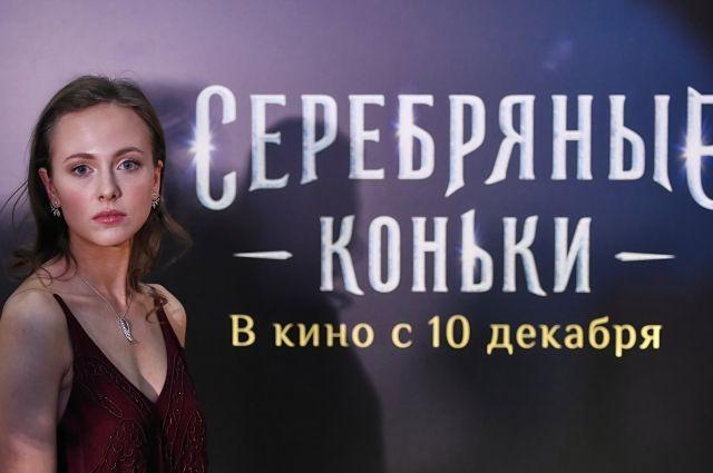 Актриса Софья Присс