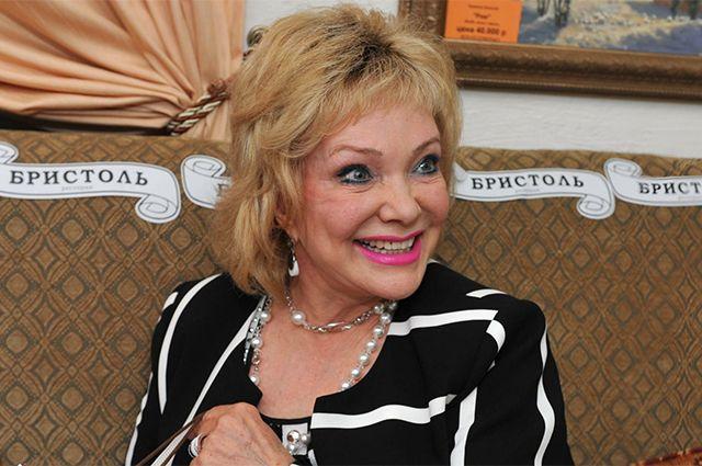 Екатерина Шаврина. 2013 год.