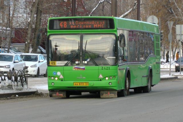 В Тюмени к новому году увеличится количество автобусов