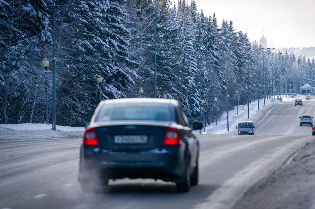 Дороги округа одни из лучших в России