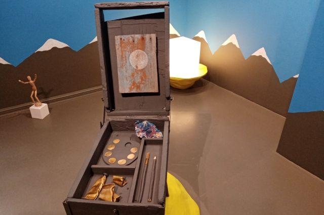 Экспозиция ждёт маленьких пермяков в Пермской художественной галерее.