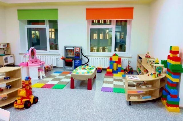 В Тюменской области планируют ввести в строй восемь детских садов