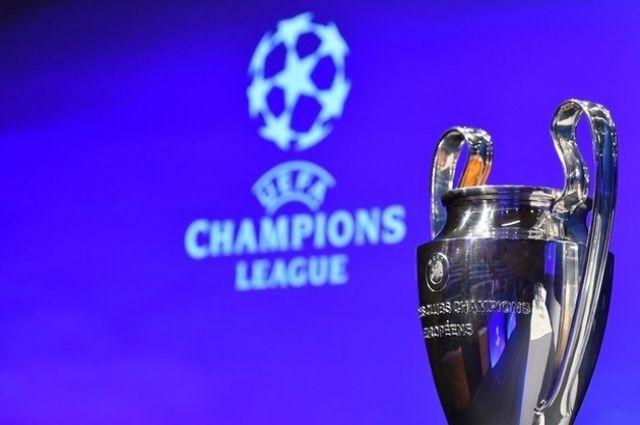 Стали известны пары 1/8 финала Лиги чемпионов.