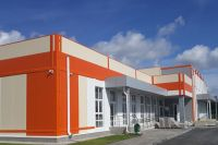 В Ялуторовском районе завершено строительство детской школы искусств