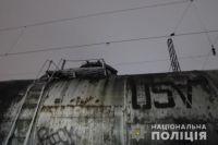 Селфи на крыше поезда: во Львове 15-летняя девочка погибла от удара тока
