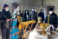 В Оренбурге появится новый храм в честь святого Александра Невского.