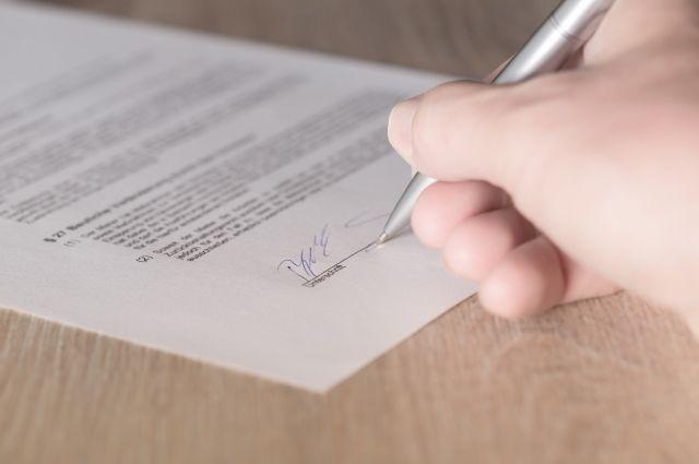 Женщина по электронной почте предлагала юридическим лицам сотрудничество