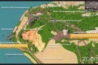 Объекты будущего парка уже существуют, но требуют ремонта.