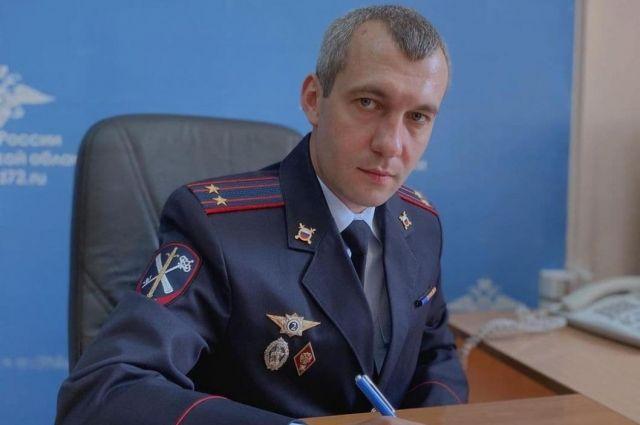 Руководителем пресс-службы УМВД Тюменской области стал Антон Каморников