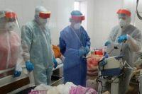 График работы уральских врачей в Гудауте был крайне напряжённым.