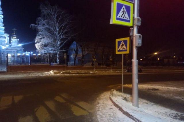 ГИБДД разыскивает водителя, сбившего 16-летнюю студентку в Уфе