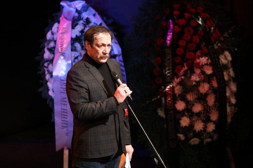 Актер Владислав Ветров.
