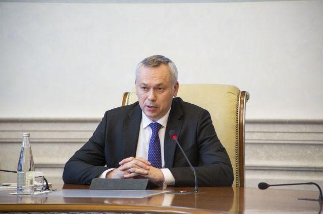Губернатор Новосибирской области Андрей Травников рассказал о планах на новогодние выходные во время прямого эфира.