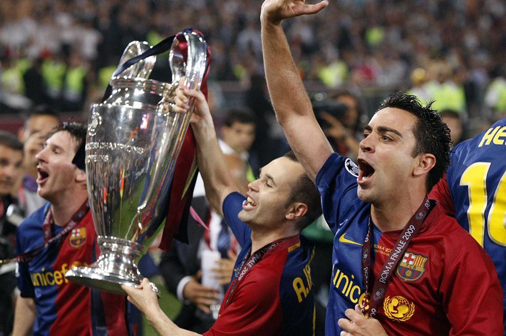 Хави. Испанский полузащитник Хави – легенда «Барселоны» и сборной Испании. Вместе с национальной командой он выиграл чемпионат мира 2010 года и дважды побеждал на чемпионатах Европы – в 2008 и 2012 годах.