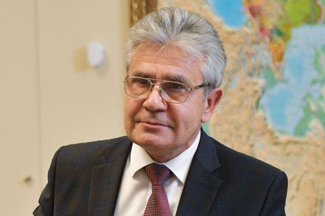 Александр Сергеев.
