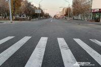 В 2021 году в Оренбурге почти 65 дорог планируют отремонтировать за 2,4 млрд рублей.