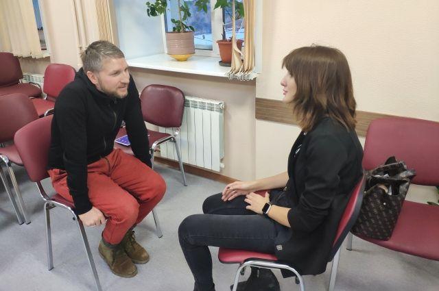 Беседа во время одной из встреч наставника и наставляемого