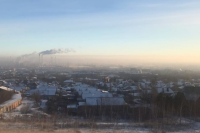 Жители Орска в выходные жаловались на неприятный запах в воздухе.